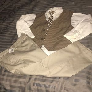 Lil boys dress outfit
